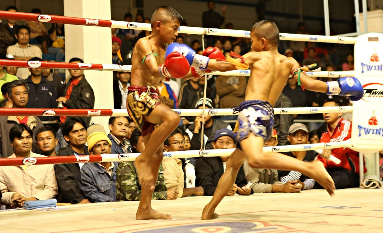 Die Kinder-Boxer schrecken vor nichts zurück, wenn es darum geht einen Kampf zu gewinnen, Ruhm zu ernten und ein wenig Geld zu machen ... - Bildquelle: Quicksilver Media 2012