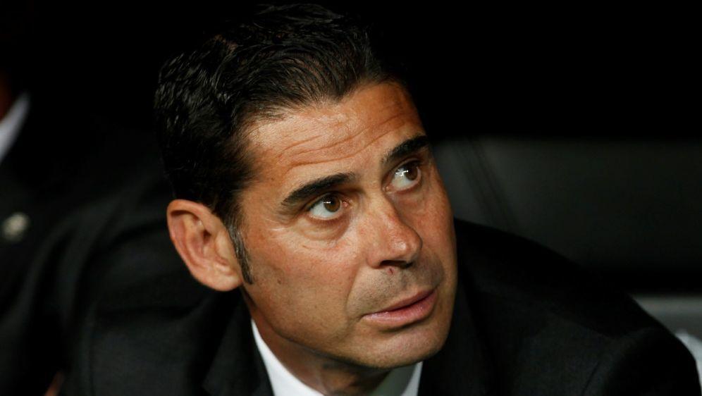Hierro freut sich auf die Aufgabe als Trainer Spaniens - Bildquelle: PIXATHLONPIXATHLONSID
