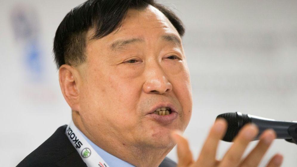 Wollte Russland bei Olympia in Südkorea: Lee Hee-Bum - Bildquelle: PIXATHLONPIXATHLONSIDVid Ponikvar