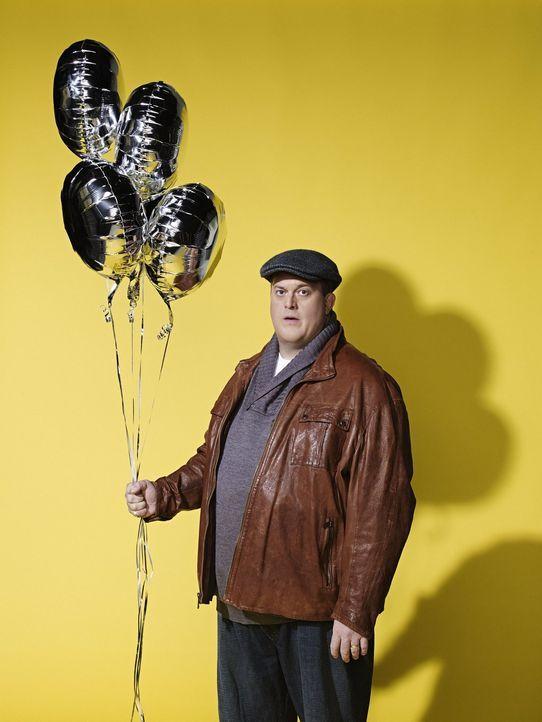 (3. Staffel) - Der herzensgute Polizist Mike (Billy Gardell) ist von seiner Molly ganz angetan ... - Bildquelle: Warner Brothers