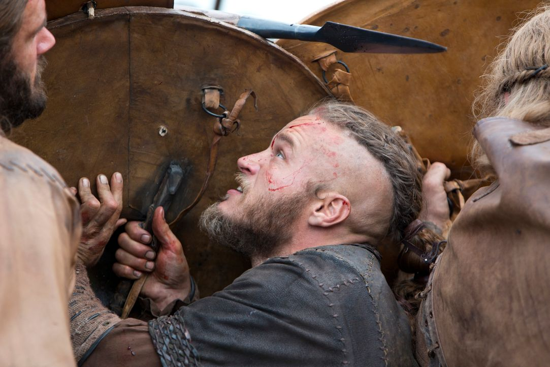 Ist immer für eine Überraschung gut: Ragnar (Travis Fimmel), der Wikinger ... - Bildquelle: 2013 TM TELEVISION PRODUCTIONS LIMITED/T5 VIKINGS PRODUCTIONS INC. ALL RIGHTS RESERVED.
