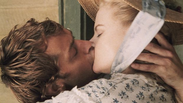 North Carolina, um 1860: Ein einziger Kuss, mehr Zeit bleibt Pfarrerstochter...
