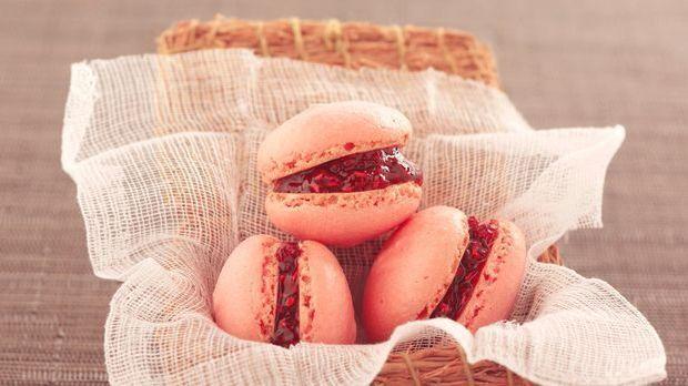 Backrezept: Mandel-Plätzchen zum Dessert