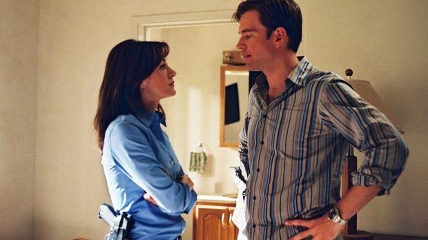 Gibbs, Kate (Sasha Alexander, l.) und Tony (Michael Weatherly, r.) reisen nac...