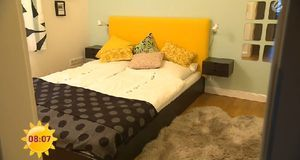 kopfteil f rs bett selber bauen sat 1 ratgeber. Black Bedroom Furniture Sets. Home Design Ideas