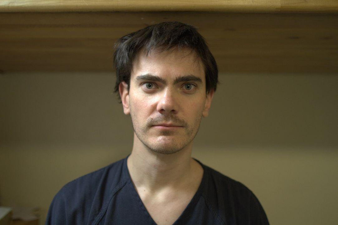 Sitzt seine Zeit in Untersuchungshaft ab: Lance Marshall, der an paranoider Schizophrenie leidet ... - Bildquelle: James Peterson National Geographic Channels