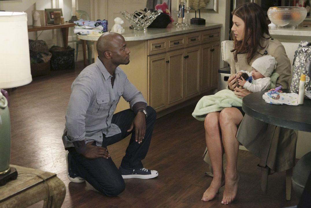 Sam (Taye Diggs, l.) wird nach und nach klar, dass er Addison (Kate Walsh, r.) will. Doch ist es für diese Entscheidung bereits zu spät? - Bildquelle: ABC Studios