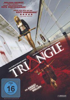 Triangle - Die Angst kommt in Wellen - Triangle - Plakatmotiv - Bildquelle: I...