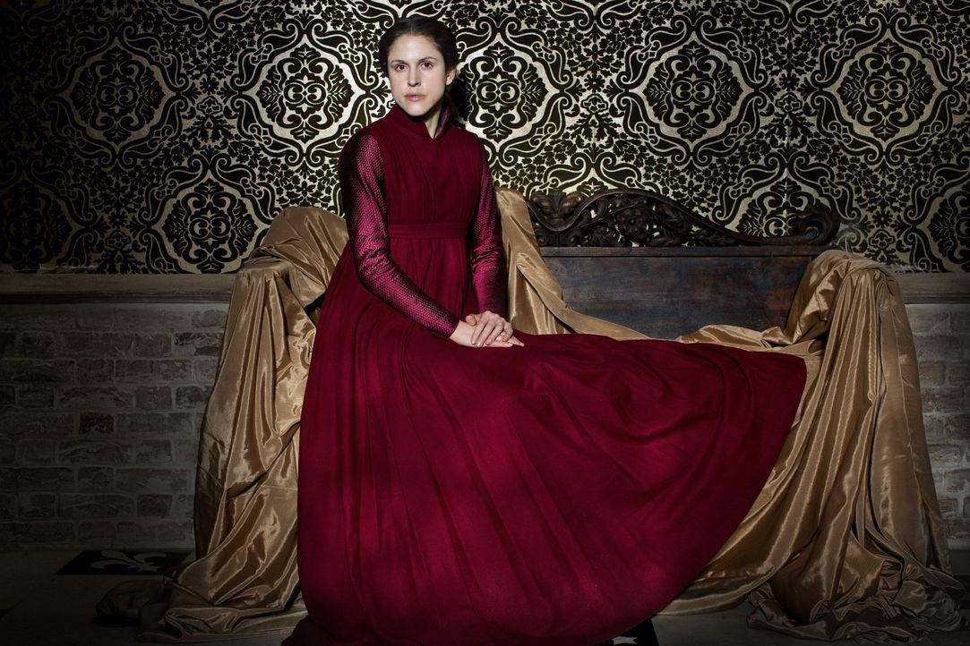 Auf welcher Seite steht Lady Margaret Beaufort (Amanda Hale)? - Bildquelle: 2013 Company Television Limited LEGAL