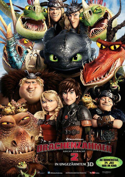 Drachenzaehmen-leicht-gemacht2-01-2014Twentieth-Century-Fox - Bildquelle: 2014 Twentieth Century Fox