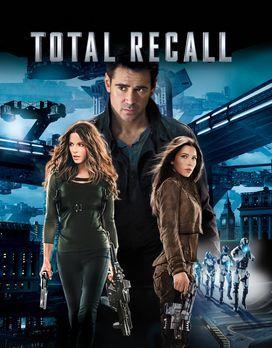 Total Recall - TOTAL RECALL - Plakatmotiv - Bildquelle: Michael Gibson 2012 C...