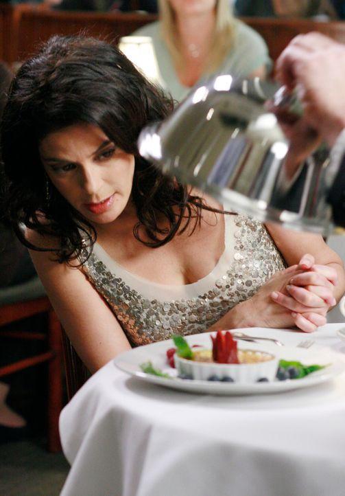 Kann es kaum erwarten, bis Mike ihr endlich einen Heiratsantrag macht: Susan (Teri Hatcher) ... - Bildquelle: 2005 Touchstone Television  All Rights Reserved
