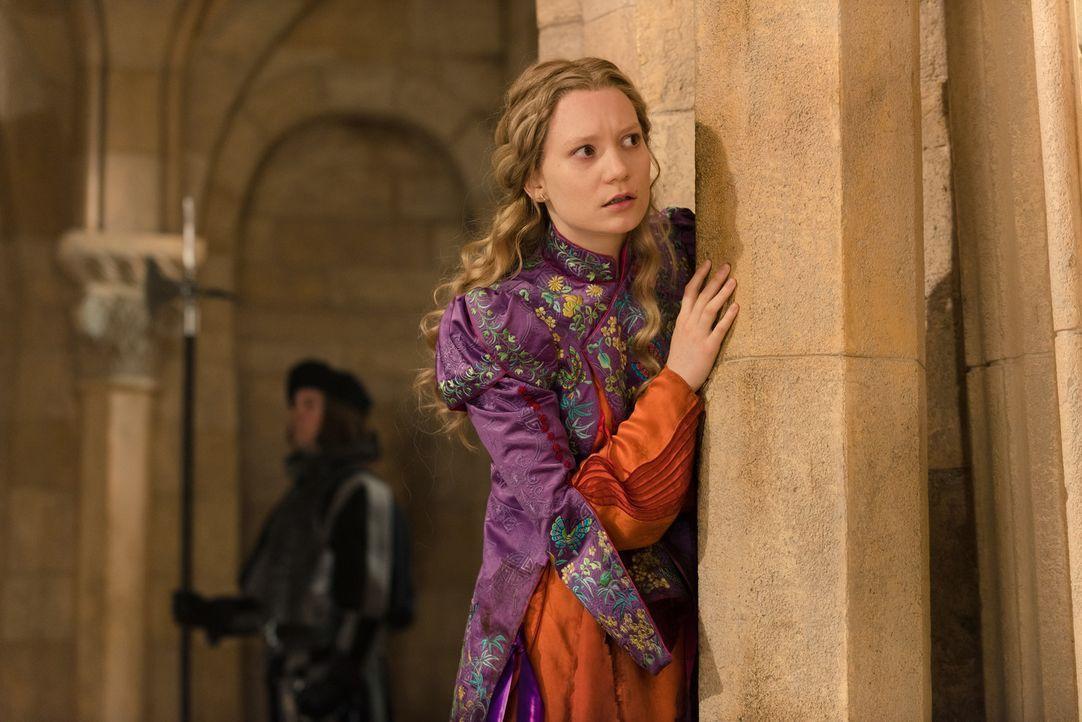 Alice (Mia Wasikowska) - Bildquelle: Peter Mountain Disney Enterprises, Inc. All Rights Reserved.