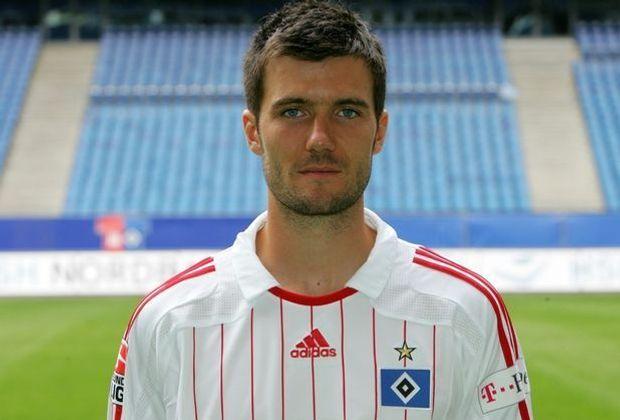 Raphael Wicky 2006 im Trikot des HSV
