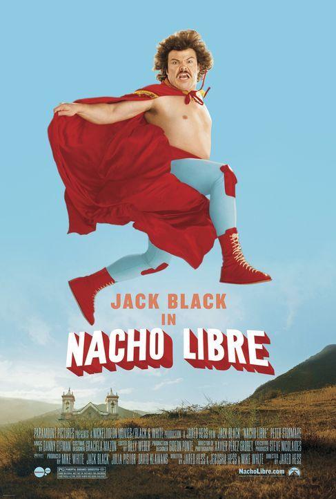Nacho Libre - Plakatmotiv - Bildquelle: Paramount Pictures