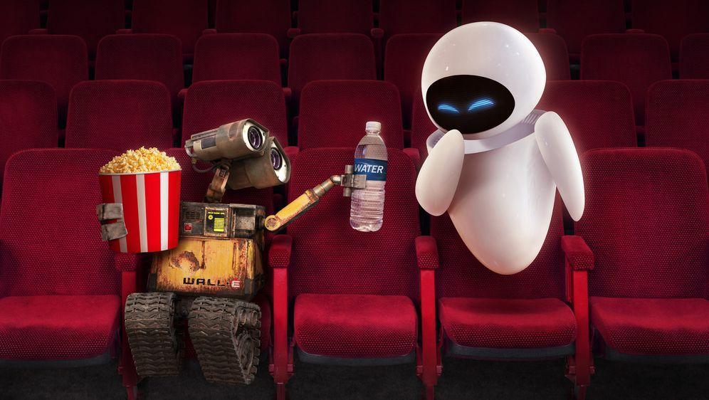 Wall-E - Der Letzte räumt die Erde auf - Bildquelle: Touchstone Pictures