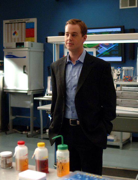 Gemeinsam mit seinen Kollegen ermittelt McGee (Sean Murray) in einem neuen Fall ... - Bildquelle: CBS Television