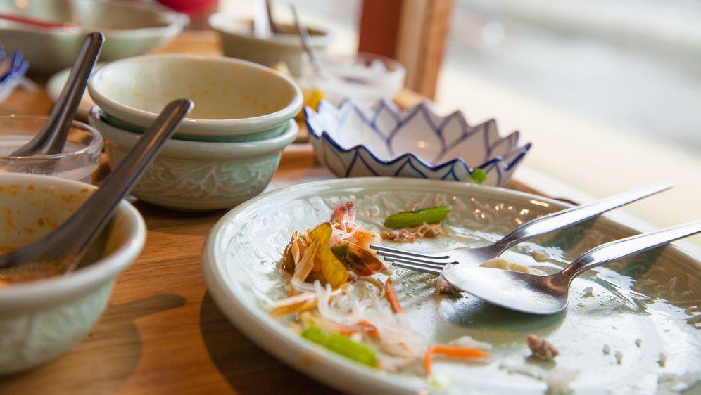 Grünes Curry mit Reisnudeln: Curry-Rezept von Jamie Oliver