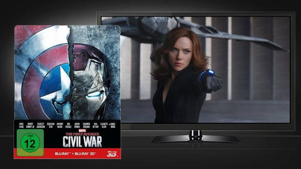 Civil War - Blu-ray 3D