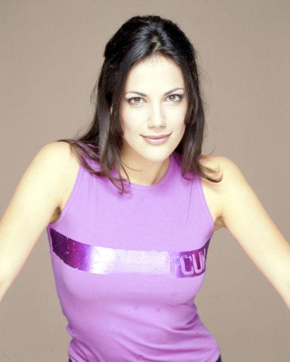 Bettina Zimmermann spielt die Erzieherin Pamela. - Bildquelle: Thomas Pritschet Sat.1
