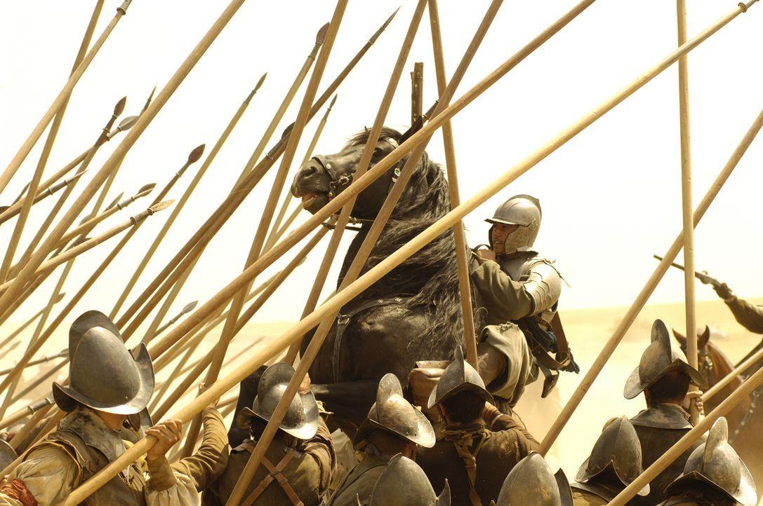 Zwischen den spanischen Katholiken und den Protestanten kommt es in Flandern zu einem mörderischen Gemetzel ... - Bildquelle: José Haro TF1 International