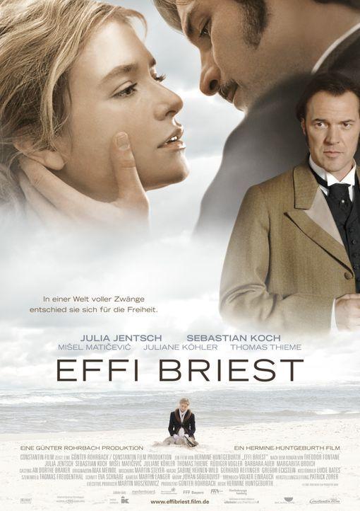 """""""Effi Briest"""" - Plakatmotiv - Bildquelle: Constantin Film"""