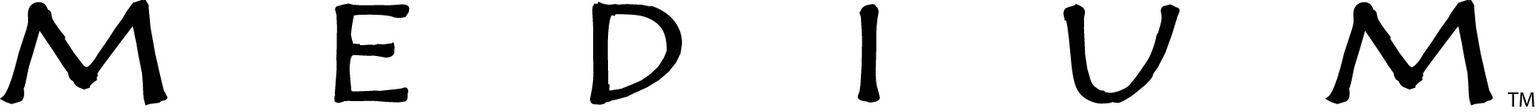 """Medium - Nichts bleibt verborgen - """"Medium"""" - Logo - Bildquelle: Pa..."""
