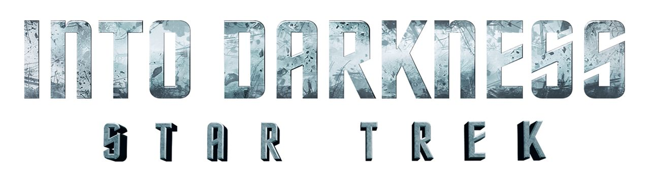 STAR TREK INTO DARKNESS - Logo - Bildquelle: Zade Rosenthal 2013 Paramount Pictures.  All Rights Reserved.
