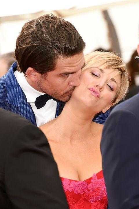 Kaley-Cuoco-Ryan-Sweeting-140825-getty-AFP - Bildquelle: getty-AFP