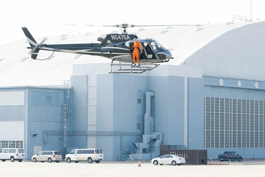 GNTM-Stf10-Epi06-Helikopter-Shooting-78-Daniela-ProSieben-Richard-Huebner - Bildquelle: ProSieben/Richard Huebner