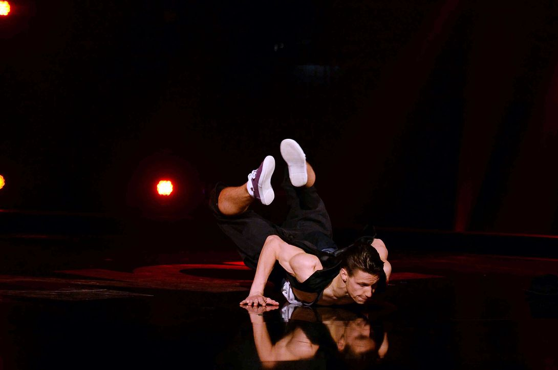 Got-To-Dance-Ilya-03-SAT1-ProSieben-Willi-Weber - Bildquelle: SAT.1/ProSieben/Willi Weber