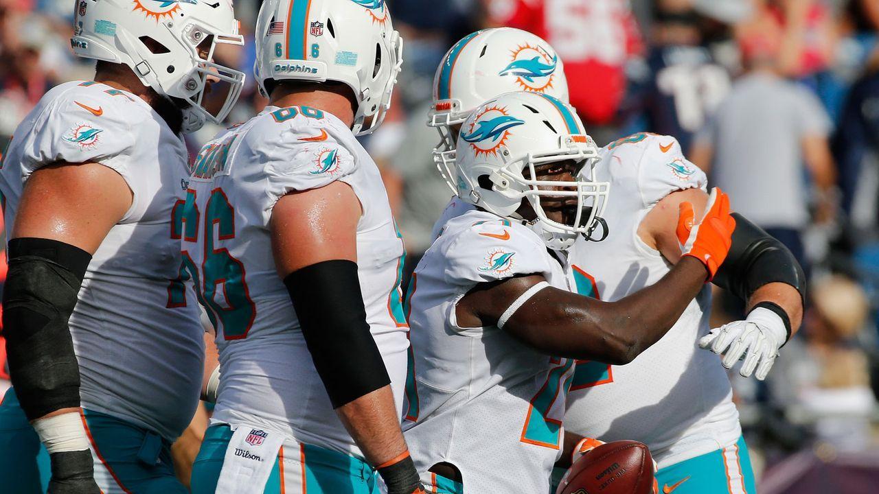 Verlierer: Miami Dolphins - Bildquelle: 2018 Getty Images