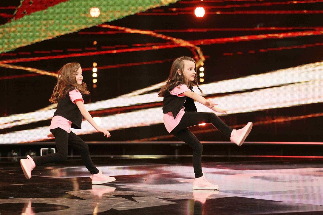 Got-To-Dance-Nika-Kira-05-SAT1-ProSieben-Guido-Engels - Bildquelle: SAT.1/ProSieben/Guido Engels