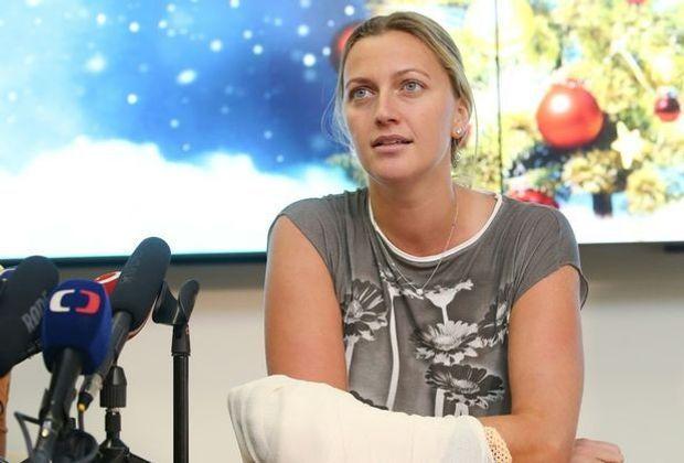 Petra Kvitova befindet sich auf dem Weg der Besserung