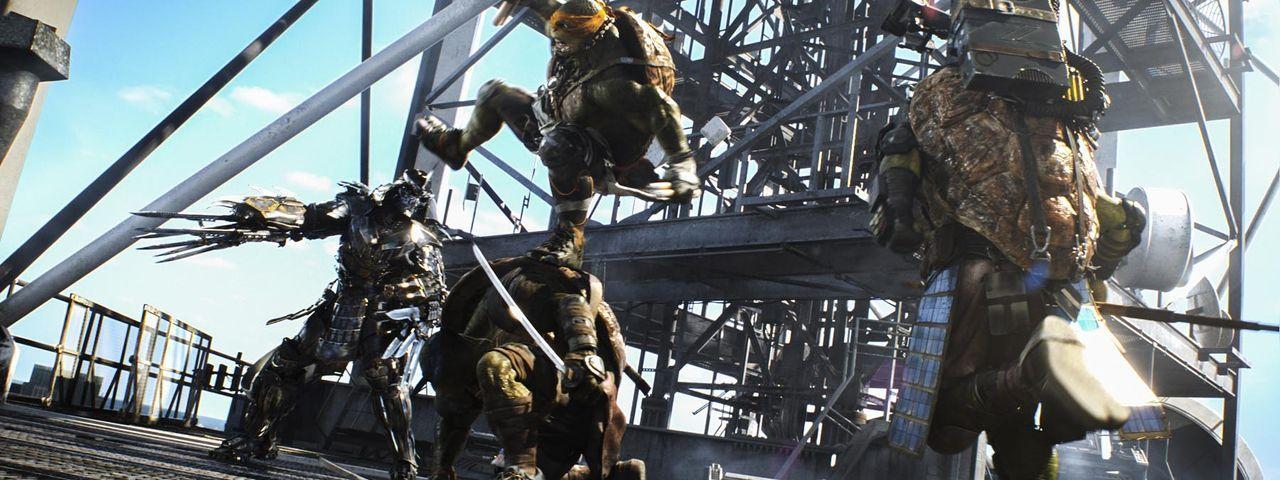 teenage-mutant-ninja-turtles-33-Paramount-Pictures - Bildquelle: Paramount Pictures