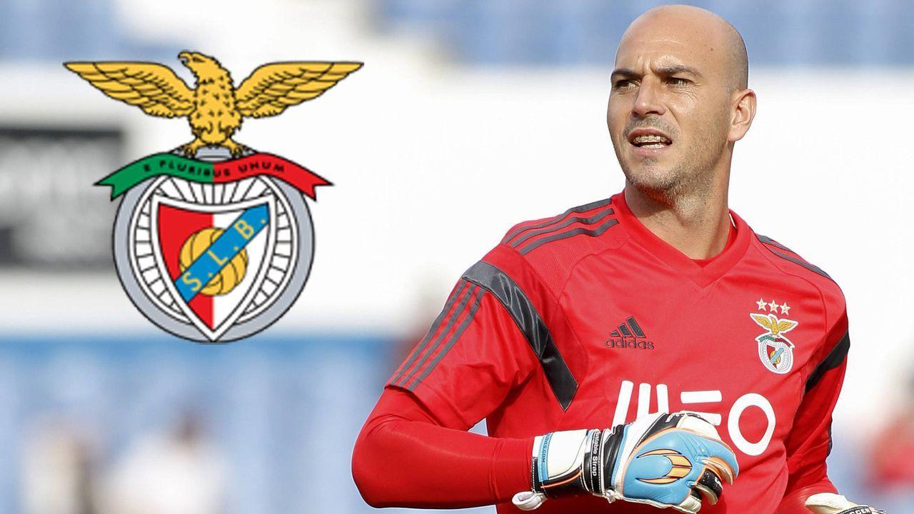 Paulo Lopes hört auf  - mit mehr Titeln als Einsätzen für Benfica - Bildquelle: imago/GlobalImagens