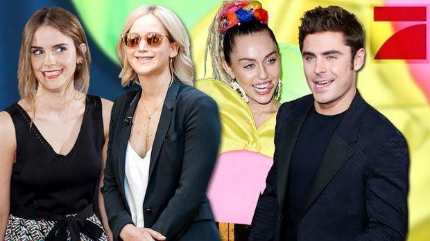 stars-Emma-Watson-Jennifer-Lawrence-Miley-Cyrus-Zac-Efron-HERO-Collage-WENN
