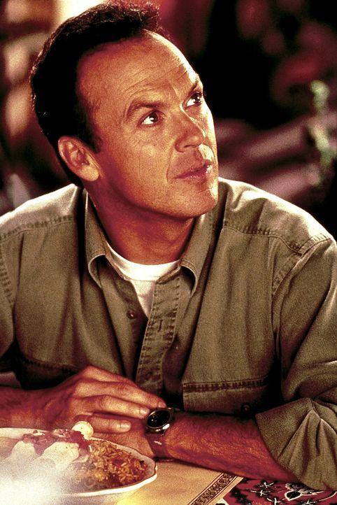 Bereits nach kurzer Zeit erkennt Doug (Michael Keaton), dass seine Doubles auch an seiner attraktiven Frau interessiert sind ... - Bildquelle: Columbia TriStar