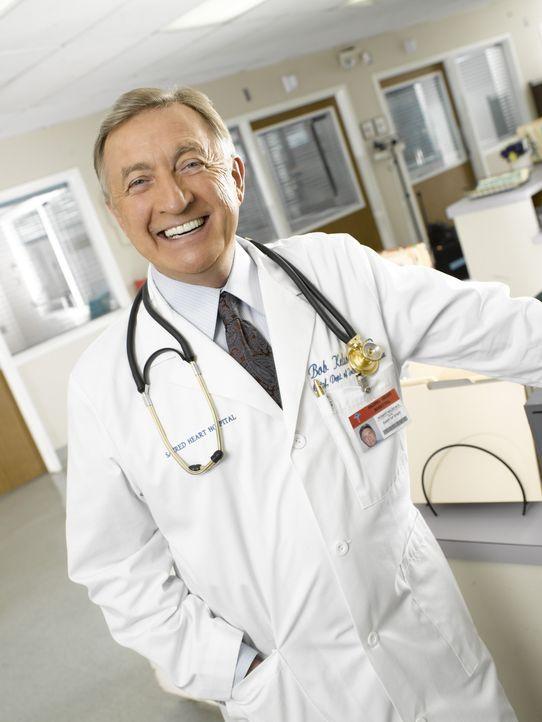 (7. Staffel) - Chefarzt Dr. Bob Kelso (Ken Jenkins) fordert von seinen Leuten stets totalen Einsatz ... - Bildquelle: Touchstone Television