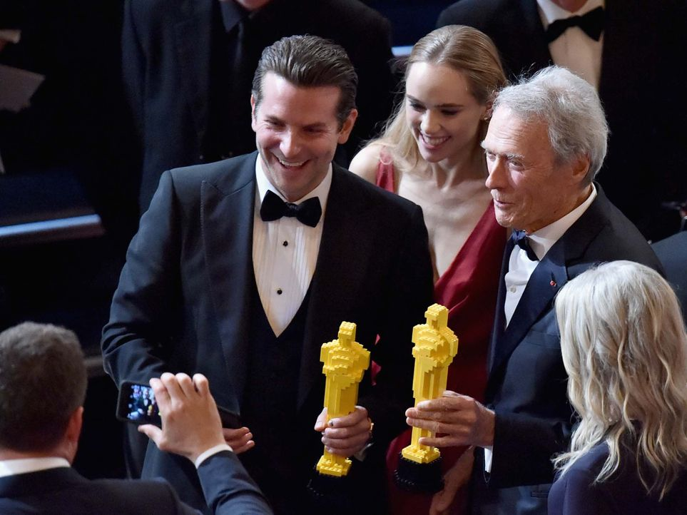 Oscar-150222-Show-getty-AFP (11) - Bildquelle: Kevin Winter/Getty Images/AFP