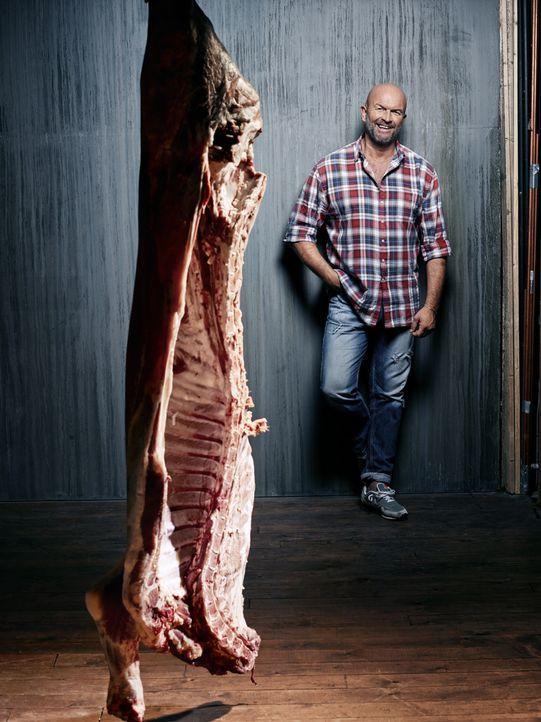 """Der Experte in """"BeefBattle - Duell am Grill"""": Spitzenkoch Stefan Wiertz ... - Bildquelle: Stephan Pick ProSieben MAXX"""