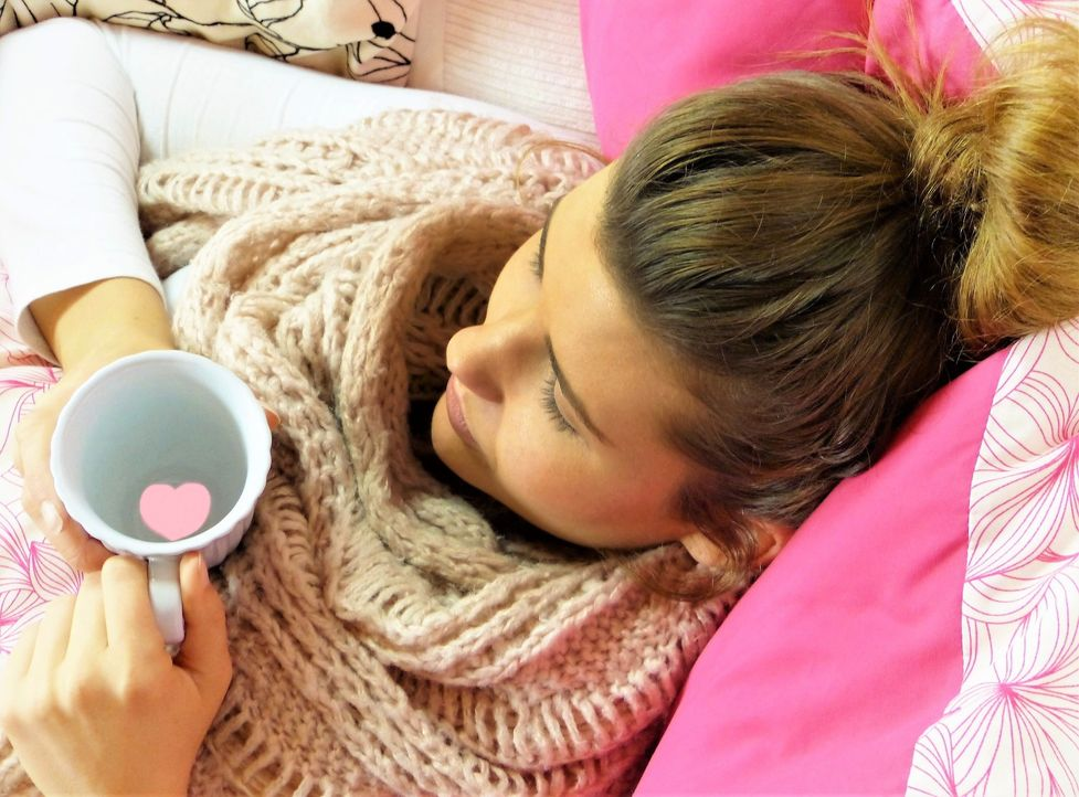 6. Nicht zur Arbeit gehen!Wer krank ist, sollte nicht zur Arbeit gehen! Eige...