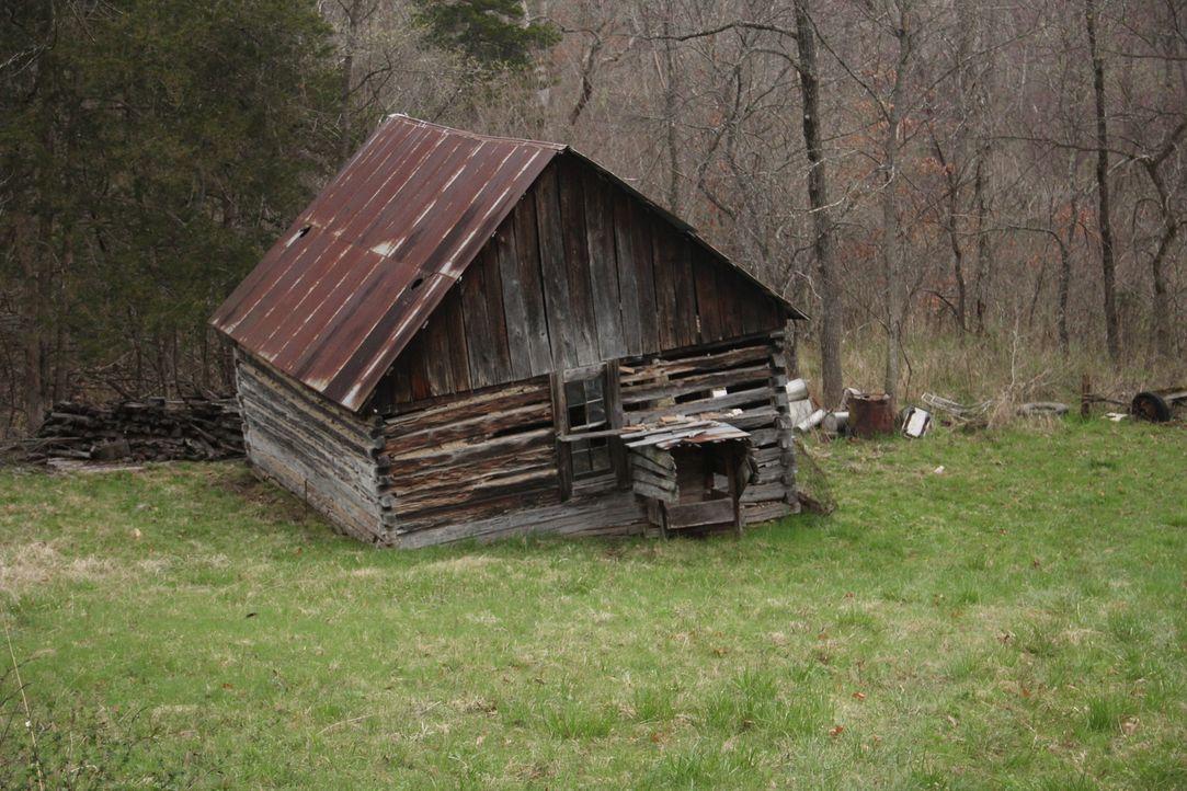 Die Scheunen-Profis haben sich auf die Restauration der ältesten Scheunen und Hütten Amerikas spezialisiert. - Bildquelle: 2015, DIY Network/Scripps Networks, LLC. All Rights Reserved.