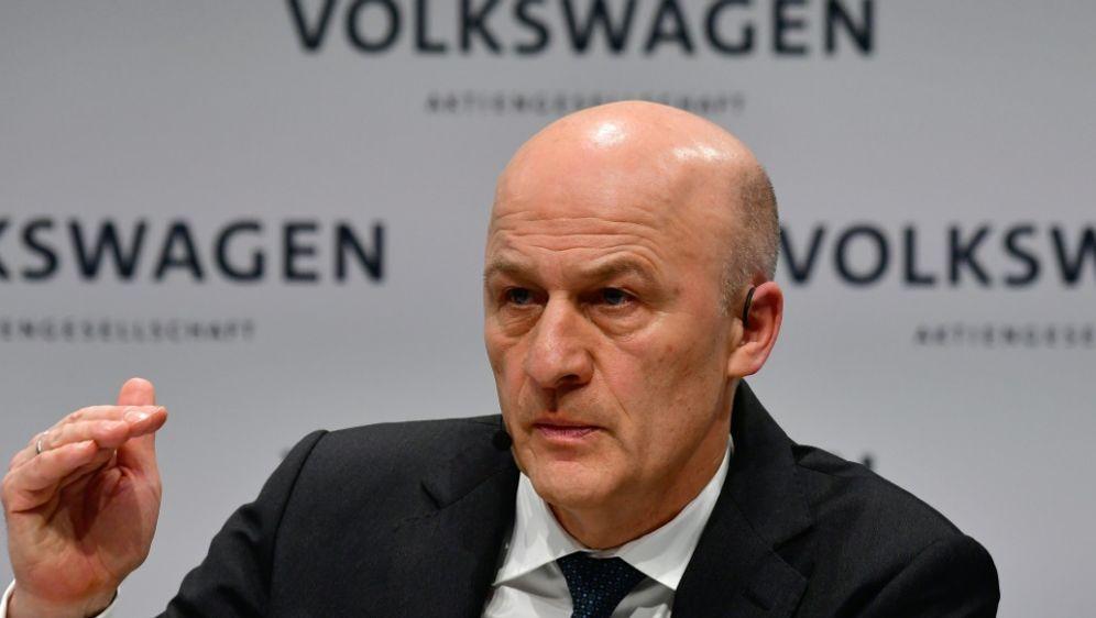 Wolfsburg: Witter wird neuer Aufsichtsratsvorsitzender - Bildquelle: AFPSID-JOHN MACDOUGALL