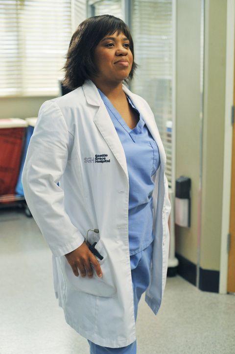 Miranda Bailey (Chandra Wilson) steht völlig unter Strom: Ihre lang vorbereitete Domino-Operation steht kurz bevor. Das Seattle Grace wird sechs Ni... - Bildquelle: Touchstone Television