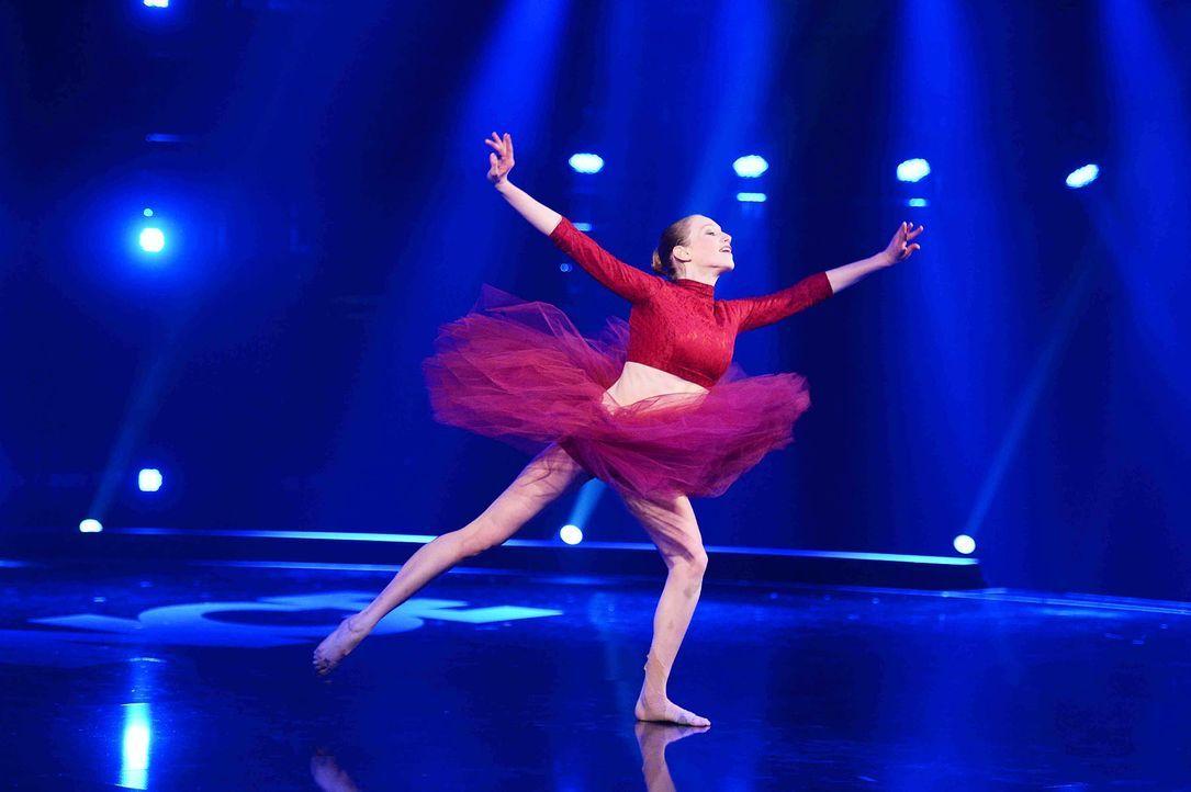 Got-To-Dance-Hannah-Felsberger-02-SAT1-ProSieben-Willi-Weber - Bildquelle: SAT.1/ProSieben/Willi Weber