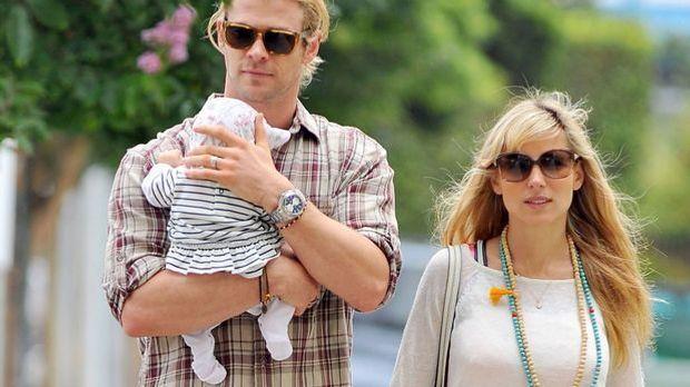 Chris Hemsworth: Thor 2 und Familie