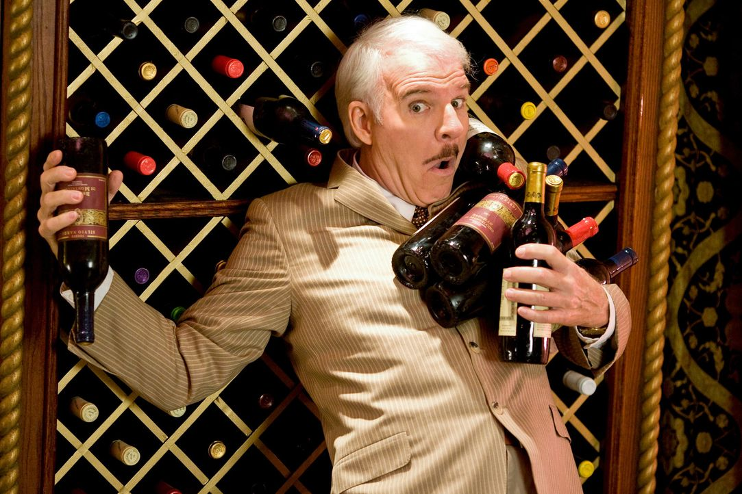 "Inspektor Jacques Clouseau (Steve Martin) ist wieder auf der Suche nach dem ""rosaroten Panther"". Der tollpatschige Ermittler muss dafür durch ganz... - Bildquelle: Peter Iovino 2009 Metro-Goldwyn-Mayer Pictures Inc. and Columbia Pictures Industries, Inc. All rights reserved."