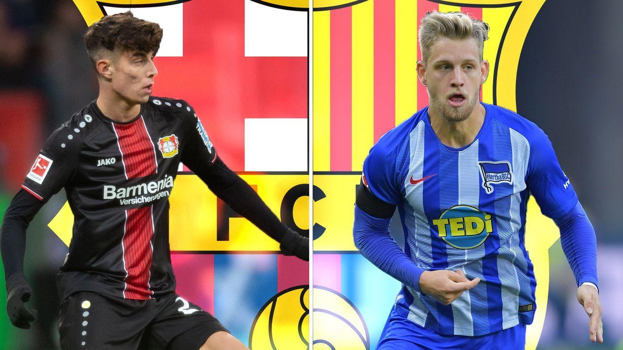 Barcelona an Bundesliga-Quintett interessiert - Bildquelle: Getty Images