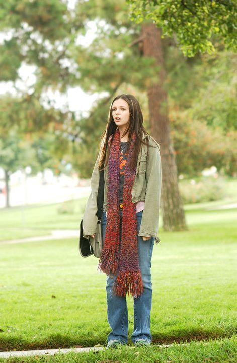 Joan (Amber Tamblyn) ist die Auserwählte, die Gott zu Gesicht bekommt ... - Bildquelle: Sony Pictures Television